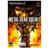 Metal Gear Solid 3: Snake Eater Pack Shot