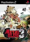 Metal Slug 3 PlayStation 2