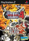 Metal Slug 4 & 5 PlayStation 2