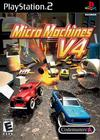 Micro Machines V4 PlayStation 2