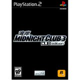 Midnight Club 3: DUB Edition PlayStation 2
