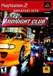 Midnight Club: Street Racing PlayStation 2