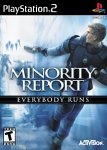 Minority Report PlayStation 2