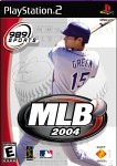 MLB 2004 Pack Shot