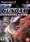 Mobile Suit Gundam: Federation vs. Zeon Pack Shot