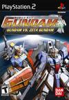 Mobile Suit Gundam: Gundam vs. Zeta Gundam PlayStation 2
