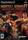 Mortal Kombat: Shaolin Monks PlayStation 2