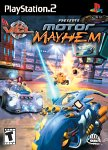 Motor Mayhem PlayStation 2