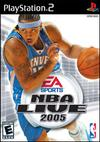 NBA Live 2005 PlayStation 2