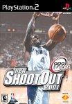 NBA ShootOut 2001 Pack Shot