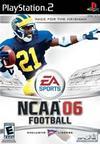 NCAA Football 06 Pack Shot
