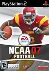 NCAA Football 07 PlayStation 2
