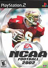NCAA Football 2002 Pack Shot