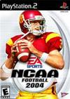 NCAA Football 2004 Pack Shot
