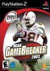 NCAA GameBreaker 2003 Pack Shot