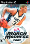 NCAA March Madness 2002 Pack Shot