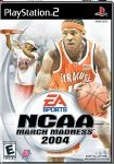 NCAA March Madness 2004 PlayStation 2