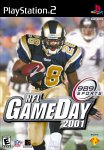NFL GameDay 2001 Pack Shot