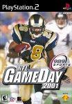 NFL GameDay 2001 Pack Shot