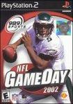 NFL Gameday 2002 Pack Shot