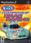 NHRA Championship Drag Racing Pack Shot