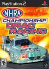 NHRA Championship Drag Racing Pack Shot