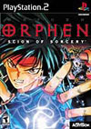 Orphen: Scion of Sorcery Pack Shot