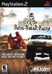 Paris-Dakar Rally Pack Shot