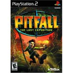 Pitfall: The Lost Expedition PlayStation 2