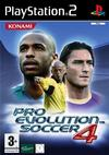 Pro Evolution Soccer 4 Pack Shot