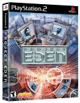 Project Eden PlayStation 2