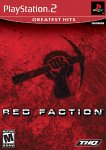 Red Faction Pack Shot