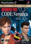 Resident Evil: Code Veronica X PlayStation 2