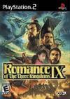 Romance of the Three Kingdoms IX Pack Shot