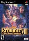 Romance of the Three Kingdoms VIII Pack Shot