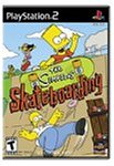 Simpsons Skateboarding Pack Shot
