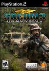 SOCOM 3: U.S. Navy SEALs Pack Shot