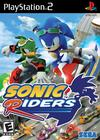 Sonic Riders Pack Shot