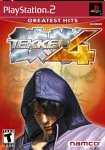 Tekken 4 Pack Shot
