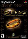 The Lord of the Rings: The Fellowship of the Ring Pack Shot