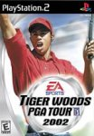 Tiger Woods PGA Tour 2002 Pack Shot