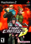 Time Crisis 3 Pack Shot