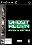 Tom Clancy's Ghost Recon: Jungle Storm Pack Shot