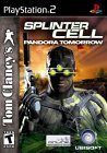 Tom Clancy's Splinter Cell Pandora Tomorrow PlayStation 2
