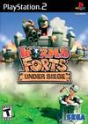Worms Forts: Under Siege! PlayStation 2