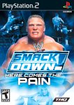 WWE SmackDown! Here Comes the Pain Pack Shot