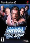 WWE Smackdown Shut Your Mouth Pack Shot