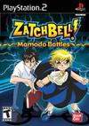 Zatch Bell! Mamodo Battles Pack Shot