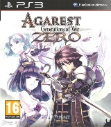 Agarest: Generations of War Zero Pack Shot
