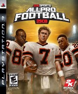 All-Pro Football 2K8 Pack Shot